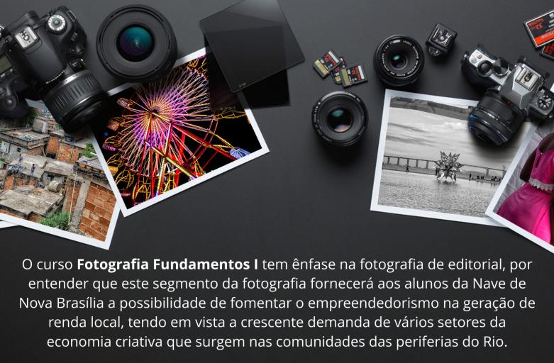 Curso Fotografia Fundamentos I