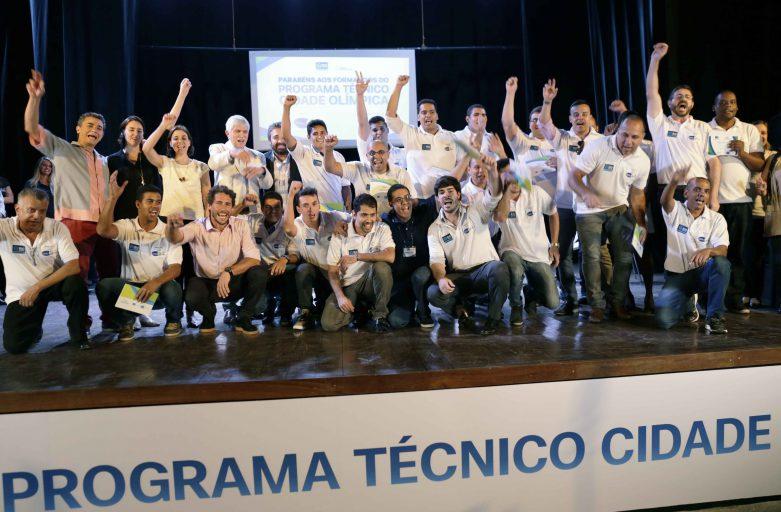 """Prefeitura forma segunda turma """"Técnico Cidade Olímpica"""""""