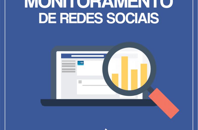 Inscrições para curso de monitoramento de redes sociais nas Naves do Conhecimento
