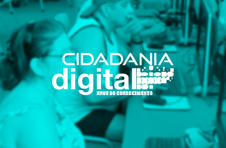 Cidadania Digital nas Naves do Conhecimento