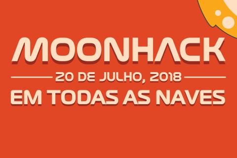 Moonhack nas Naves