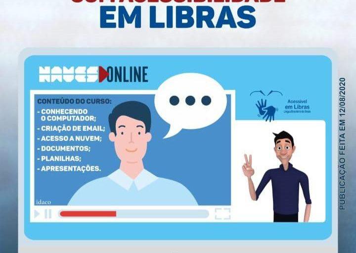 Prefeitura do Rio oferece curso acessível de Informática Básica e criação de aplicativos