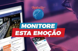 Rock in Rio: Monitore esta emoção