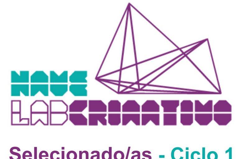 Selecionado/as 1º Ciclo Nave Lab CriaAtivo