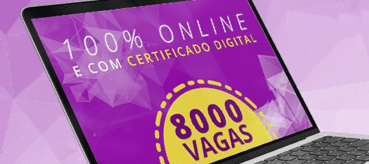 Prefeitura do Rio oferece 8 mil vagas em cursos online gratuitos das Naves do Conhecimento